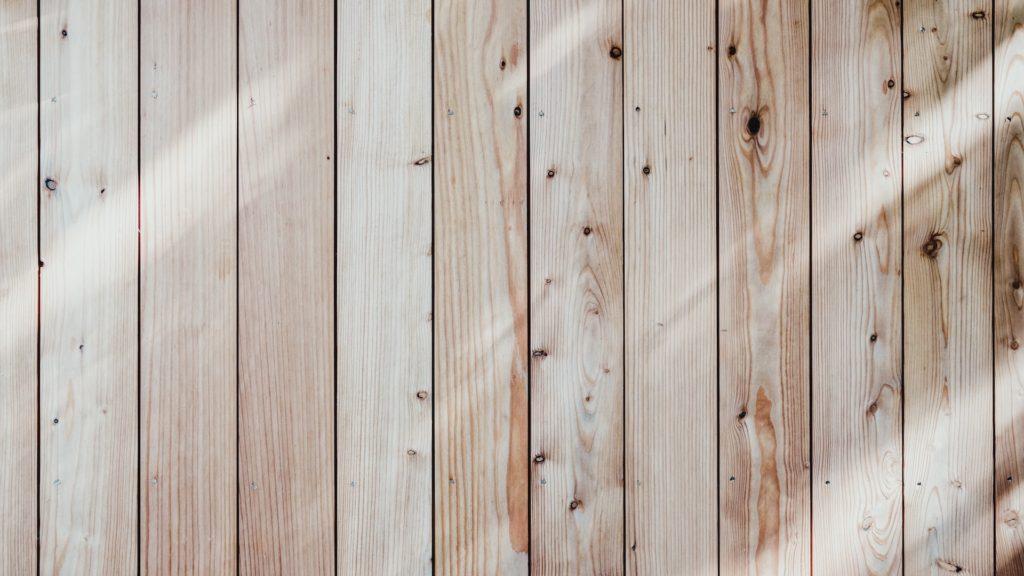 木製の壁の無料バーチャル背景素材